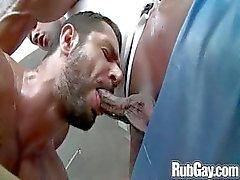 Rubgay caldi di Guy Massaggi