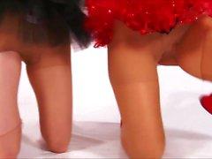 Bondage Ballet Lesbian