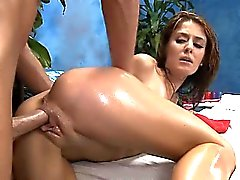 Sexy legal age teenager screwed hard