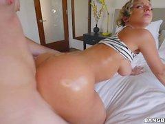 Hot Jada Stevens und ihre erstaunliche Ass