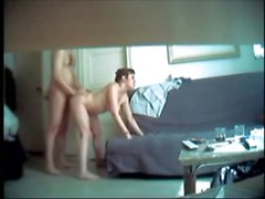 hot brunette cheating wife caught on hidden cam /100dates