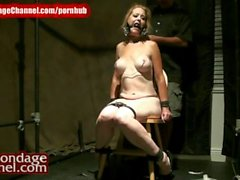 Redhead FMLI Orgasmo la tortura