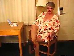 Gras de Granny culotte port de