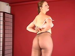 Redhead fetish slut