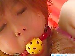 Miku do AIRI assombra em puro espetáculo a pornografia bondage Asian