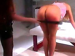 Miss Latifa whooping ass