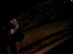 Italian Prostitutes flashing 2