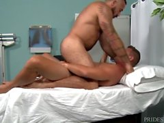 Extra Big Dicks Alessio Romero Taking Jace Chambers Huge Member