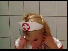 Nurses give a little extra