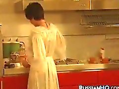 Russi Con Un Strapon