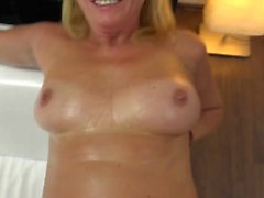 Hot milf and her younger lover 429