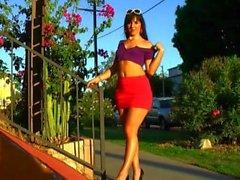 Ashli Orion III (Up-skirt)