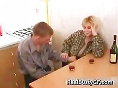 Skinny dude fucks a ass stacked bigtits part6