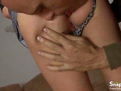 iAmPorn - Curvy Blonde Milf