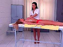 European Lesbian Massage 2