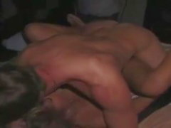 Very Hot Teen Creampied Hard at a Party