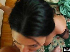 Eva Angelina baise dans diverses positions