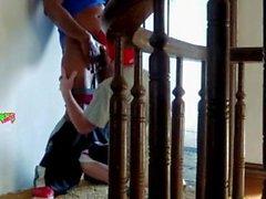 YuckBoys - Câmera Escondida Nenhuma Lube Bareback Breeding & Swallow Casa abandonada