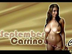 September Carrino On Webcam