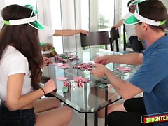 The Cards Flipped as Fast as They Reached Their Climax