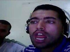 arabes jugando en la Nocke 17