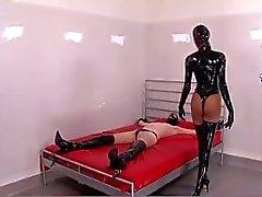 Make his Mistress Slave cum