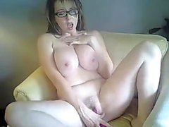 Miltf 12 blonde big boobs milf drilled by a big dicks