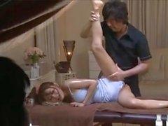 Esthetician fucking his hot Asian Wife