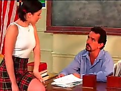 Lost Schoolgirl Fucks her Teacher