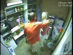 security cams fuck (73) - service room