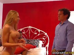 Shawna Lenee nimmt BBC in ihre Muschi - Cuckold-Sessions