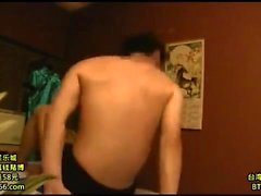 Massage Handjob Asian Voyeur