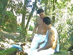 Capoeira 13 - Szene 2