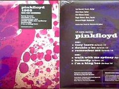 Pinkki Floyd Heidän Ensinnäkin Recordings 1,965 tuhat koko albumi Bobin Klose