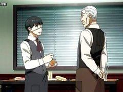 Tokyo ghoulsäsongen ett Episode 3 SV