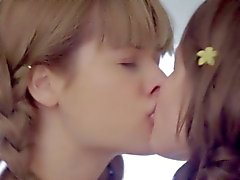 Russian teen princesses play secret love and eating bodies