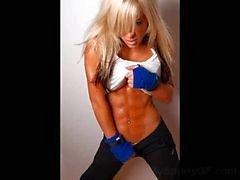 Hot Muscular GFs!
