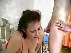 Sweet Mature Helga Fucked By Young Gent