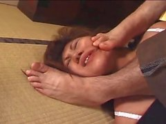 Slave Licking Master Feet