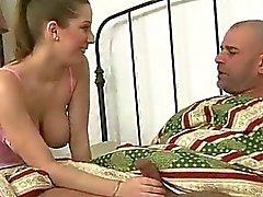 Busty Teen Girl Fucking Old Man