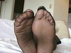 Ebony Pantyhose 9
