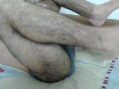 Hot Giovani Masturbating