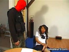 Ugly Asian Schoolgirl In A Gang Bang