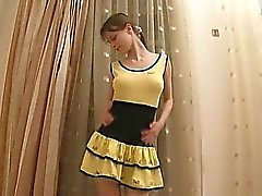 Beata dance parmak ile pussy açıklık
