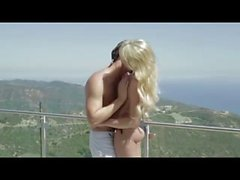 Amateur - Hot Blond Outdoor sex