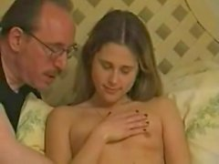 STP3 Creepy Old Guy Finally Fucks Cute Young Girl !