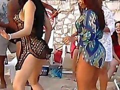 Rico culo en la der Playa de mexico von Sinaloa
