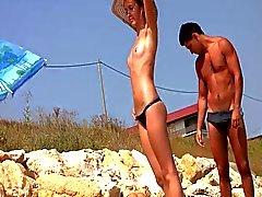 bei Vama Veche von La nudisti