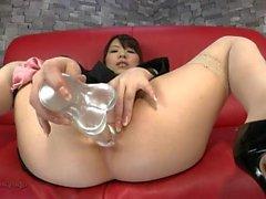 Japansk Anal Onani # 7