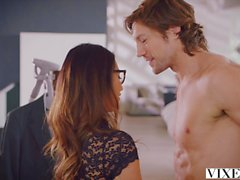 VIXEN Eva Lovias most intense scene